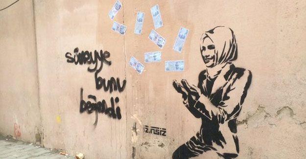 Sümeyye Erdoğan 'kendini beğendi'