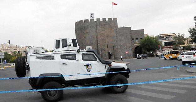 Diyarbakır Valiliği: Sur'a giriş yasak
