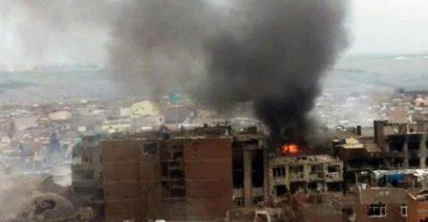 Sur'da siviller hala bodrumlarda mahsur