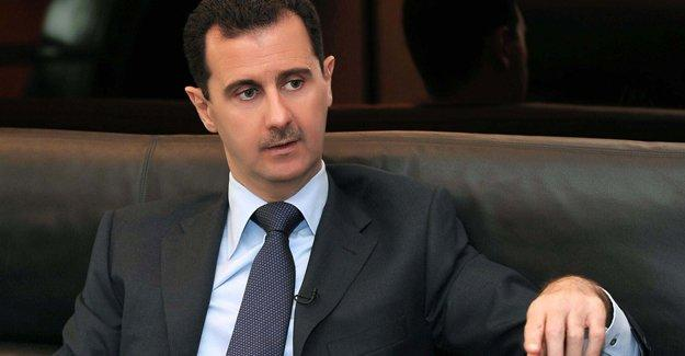 Suriye hükümeti ateşkesi kabul etti