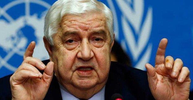 Suriye: Türkiye militanlara ağır silahlar veriyor