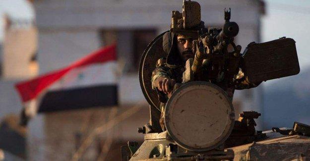 Suriye ordusundan muhaliflere çağrı