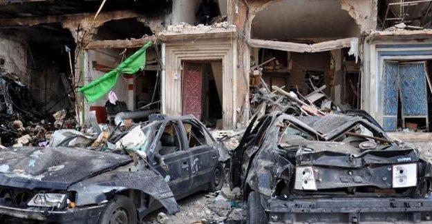 Suriye: Şam ve Humus saldırılarının arkasında Türkiye var