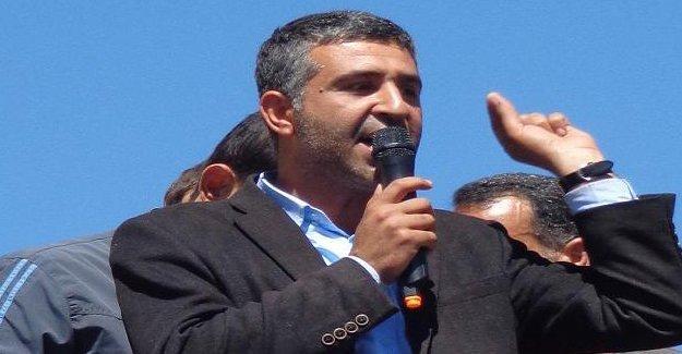 Suruç Belediye Eş Başkanı görevinden alındı