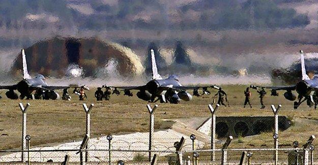 Suudi savaş uçakları yarın İncirlik'e geliyor