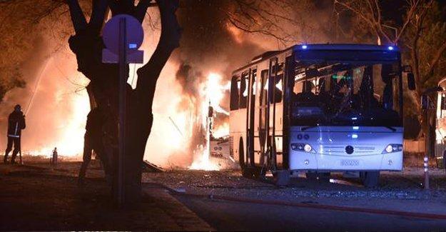 Ankara'daki saldırıya getirilen yayın yasağı kalktı