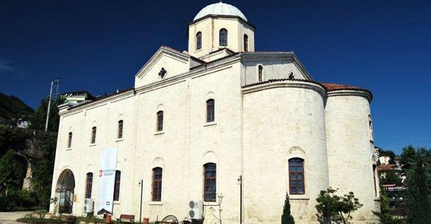 Tarihi kilise arkeoloji müzesine dönüştürülecek