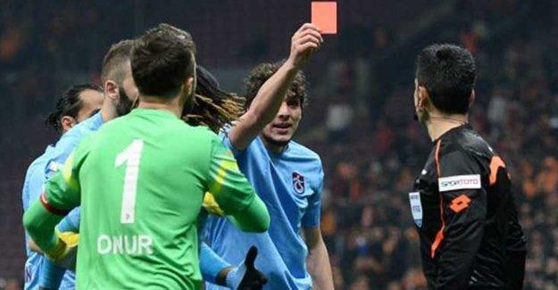 Trabzonspor'da olaylı Galatasaray maçı sonrası 8 kişi PFDK'ye sevk edildi