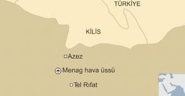 IŞİD, Azez'i kuşatma altına aldı