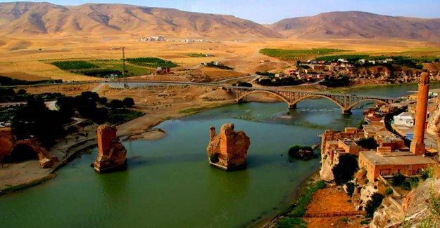 Türkiye Hasankeyf'i Dünya Mirası'na aday göstermiyor