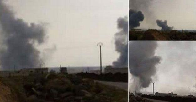 Türkiye YPG'yi vurdu