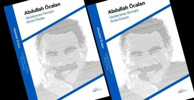 'Uluslararası Komplo- Atina Davası' kitapçılarda