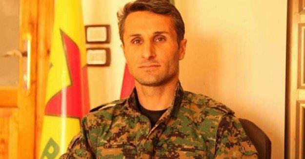 YPG sözcüsü: Türkiye'nin 'Bize saldırıldı' iddiası asılsız