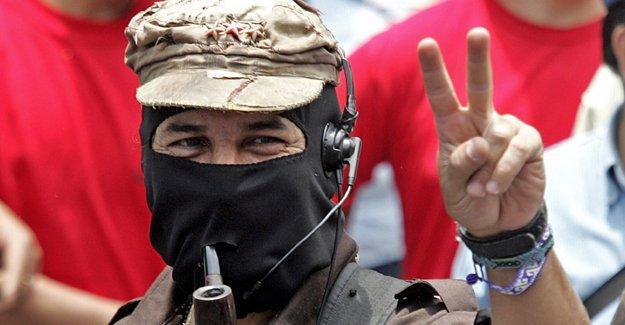 Zapatistaların eski sözcüsü Subcomandante Marcos artık aranmıyor