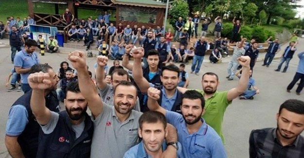 26 Arçelik işçisi işe iade davasını kazandı