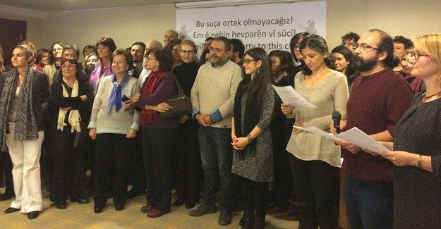 'Barış İçin Akademisyenler'e Almanya'dan barış ödülü
