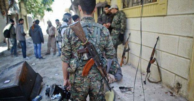 """""""ABD, Menbic'e Kürtlerin yerleşmesinden yana; Türkiye karşı"""""""