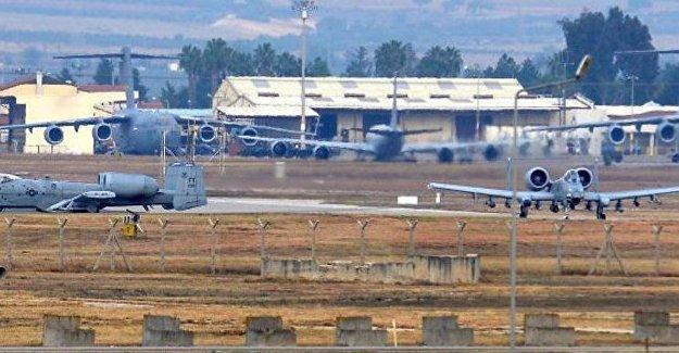 ABD ordusundan Türkiye'deki askerlerlerine çağrı
