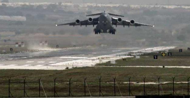 'ABD, Rojava'ya iki hava üssü inşa etti'