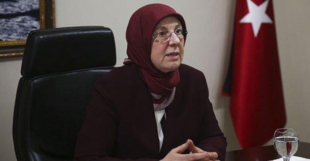Aile ve Sosyal Politikalar Bakanlığı'ndan Ensar Vakfı açıklaması
