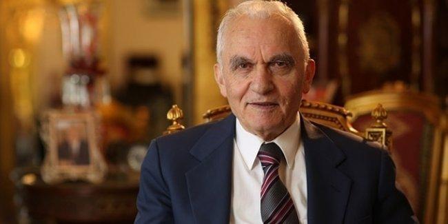 AKP kurucusu partiden ihraç edildi