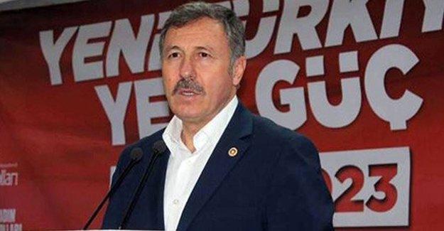 AKP'li Özdağ'dan Demirtaş'a tehdit