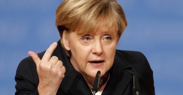 Merkel'den 'sığınmacı anlaşması' açıklaması