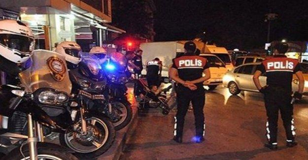 Ankara'da binlerce polisle asayiş uygulaması yapıldı