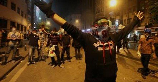 Ankara'daki 'Gezi' davasında karar çıktı