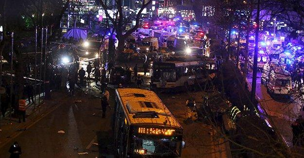 İçişleri Bakanlığı, Kızılay'daki bombalı saldırının failini açıkladı