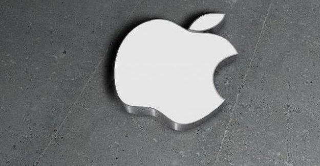 Apple'da değişiklik
