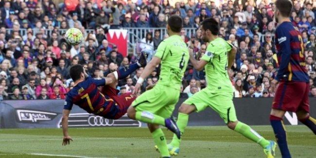 Arda rövaşata attı, Barça 6-0 kazandı