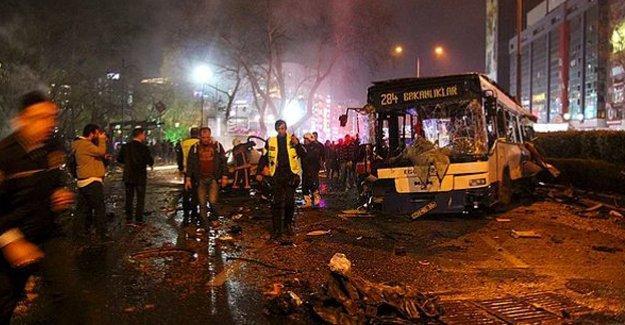 Askeri istihbarat Ankara saldırısına ilişkin uyarmış