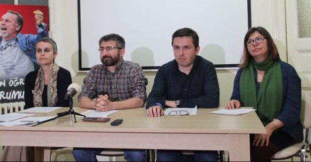 Barış akademisyenleri gözaltına alındı