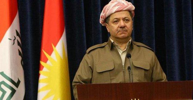Barzani: Lozan'dan beri devlet hayali kuruyoruz