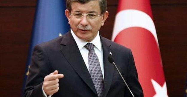 Davutoğlu: İran'la 5 madde üzerinden anlaştık