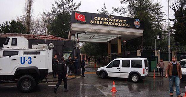 Bayrampaşa Çevik Kuvvet Şube Müdürlüğü'ne silahlı saldırı