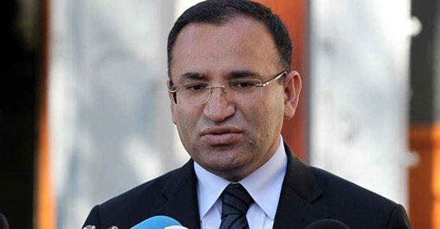 Bekir Bozdağ'dan Reza Zarrab açıklaması