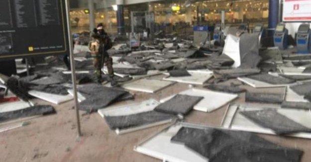 Belçika saldırılarını IŞİD üstlendi