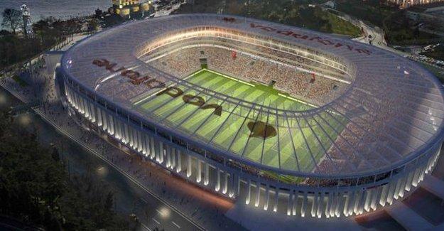 Beşiktaş'ın stadının açılış tarihi belli oldu