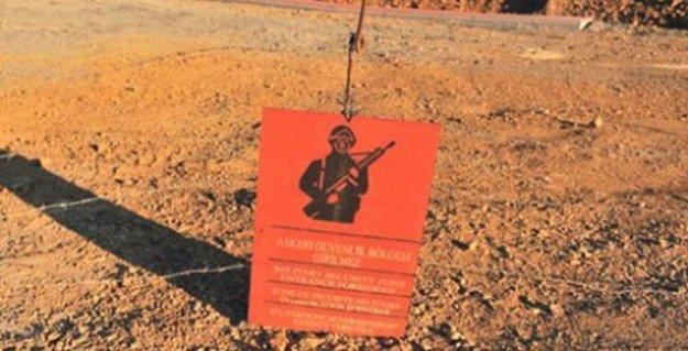 Muş'ta 3 yer 'geçici askeri güvenlik bölgesi' ilan edildi