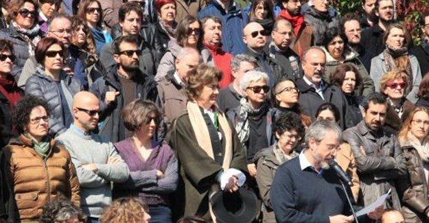 Boğaziçi Üniversitesi öğretim üyeleri: Tutuklanan akademisyenler serbest bırakılsın