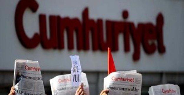 """""""Bombacı Cumhuriyet muhabiri"""" iddiasına Cumhuriyet'ten açıklama"""