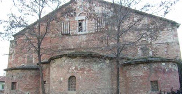 Burdur'da Ortodoks Kilisesi müze oldu