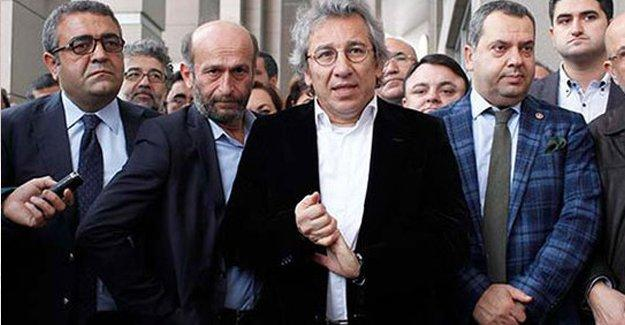Can Dündar ve Erdem Gül'ün iddianamesinde değişiklik