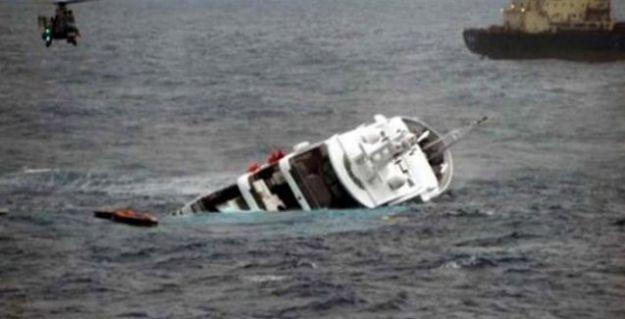 Çanakkale'de sığınmacı teknesi battı: 1'i bebek 5 kişi yaşamını yitirdi