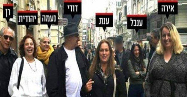 Canlı bomba İsrailli kafileyi takip etmiş