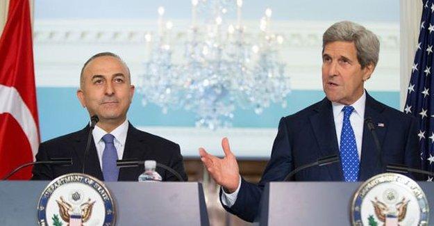 ABD Dışişleri Bakanı Kerry'nin Ankara'yı ziyaret tarihi belli oldu