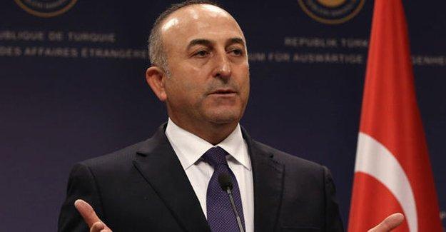 Çavuşoğlu: PYD için ABD'yle küsecek değiliz