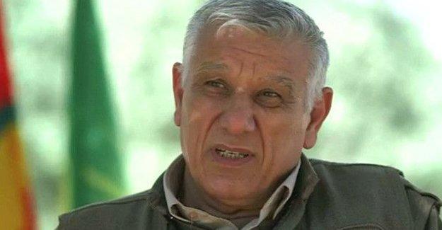 Cemil Bayık'tan Erdoğan'ın 'Ya baş eğecekler ya da baş verecekler' sözüne yanıt